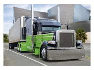 kalendarze trójdzielne Truck