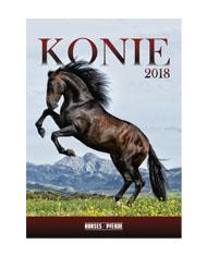 kalendarze wieloplanszowe Konie