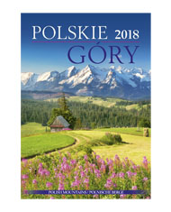kalendarze wieloplanszowe Polskie Góry