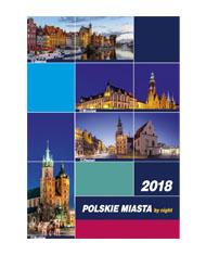 kalendarze wieloplanszowe Polskie miasta