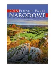 kalendarze wieloplanszowe Polskie parki narodowe
