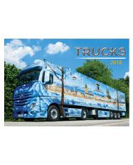 kalendarze wieloplanszowe Trucks