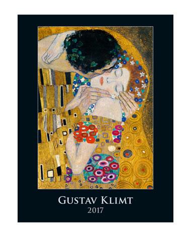 kalendarz wieloplasnzowy dla firm - Gustav Klimt