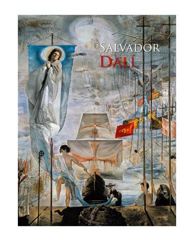 firmowy kalendarz wieloplanszowy Salvador Dali