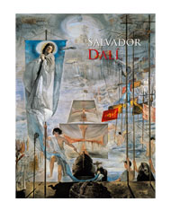 kalendarz wieloplanszowy dla firm - Salvador Dali