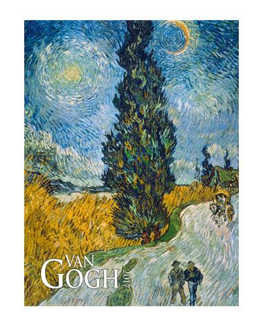 kalendarz wieloplanszowy - malarstwo - VAN GOGH