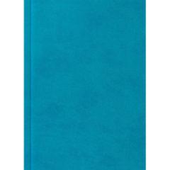 notes reklamowy A5 - oprawa matowa niebieska