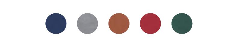 Dostępne kolory - oprawa matowa Classic