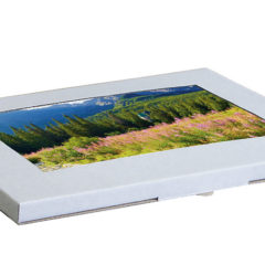 pudełko do kalendarza trójdzielnego