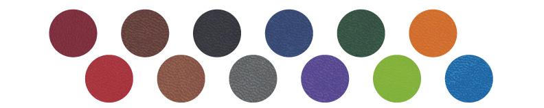 Oprawa Vivela - dostępne kolory